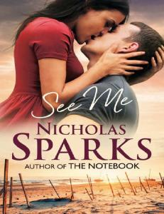 - Nicholas Sparks - See Me ENG