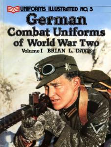 05 German Combat Uniform in World War Two vol.1