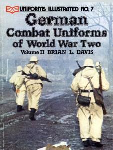 07 German Combat Uniform in World War Two vol.2