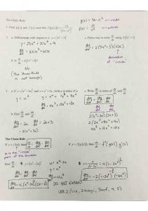 09-24 Notes 18B The Chain Rule