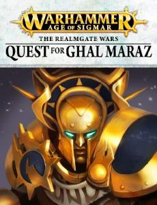 1. The Realmgate Wars. Quest for Ghal Maraz