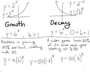 10-10 Notes 3G Growth and Decay