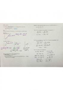 10-29 Notes Differentiability
