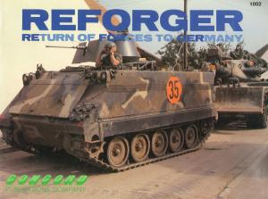 1002 Reforger Return of Forces to Germany