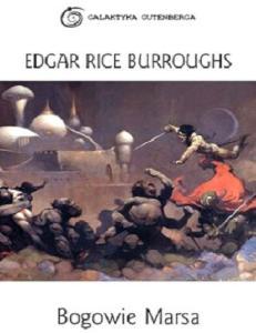 11. Burroughs E. R. 1914 - Mars 02. Bogowie Marsa