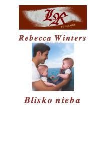 13.Winters Rebecca - Blisko nieba