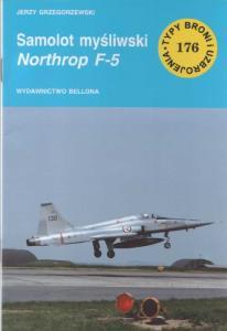176 SAMOLOT MYSLIWSKI NORTHROP F-5