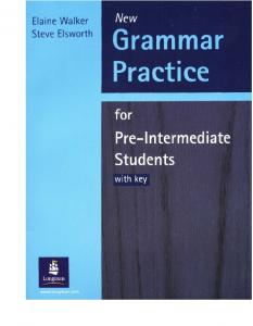 182 New Grammar Practice (Pre intermediate with key)