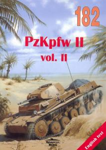 182 -- Pzkpfw II cz.2