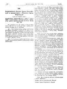1925.04.22 Rozp MSW umundurowanie i uzbrojenie PP