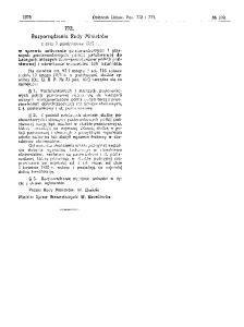 1925.10.07 Rozp RM Posterunkowi i starsi Posterunkowi