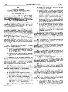 1935.11.15 Rozp MSW - O odznakach i mundurach