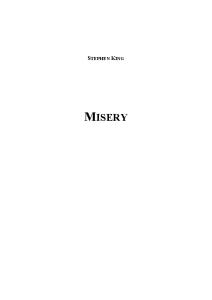 1987 Stephen King - Misery [pl]