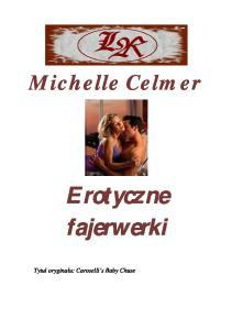 2. Celmer Michelle - Erotyczne fajerwerki