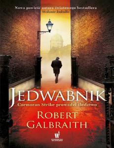 2 Jedwabnik Robert Galbraith (J K Rowling)