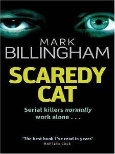 2 Scaredy cat - Mark Billingham