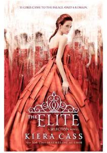 2 The Elite - Kiera Cass