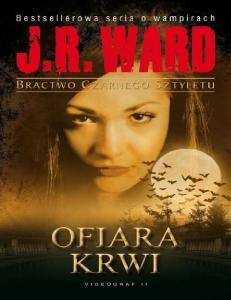 2. Ward J.R. - Bractwo Czarnego Sztyletu 02 - Ofiara Krwi