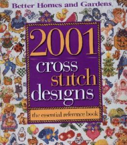 2001 Cross Stitch Designs_Better H and G