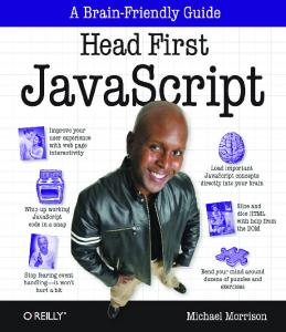 2007-Head First JavaScript