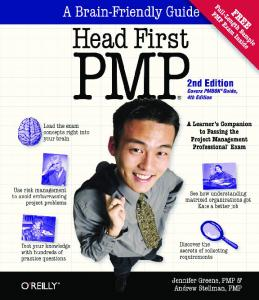 2009-Head First PMP (2nd Edition)