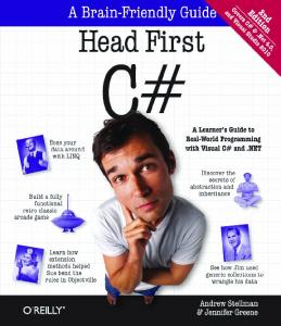 2010-Head First C# (2nd Edition)