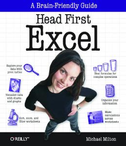 2010-Head First Excel