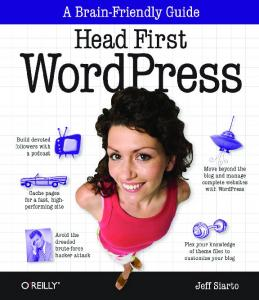 2010-Head First WordPress