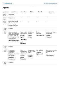 2015.confitura.pl-Agenda