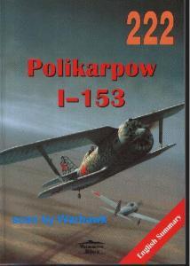 222 -- Polikarpow I-153