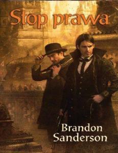 3423).Sanderson Brandon - Stop Prawa