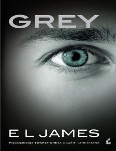 4 E L James Grey