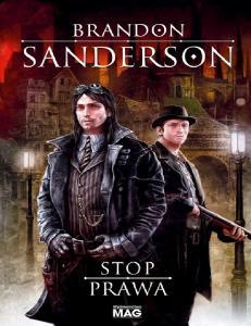 4 Stop prawa Brandon Sanderson