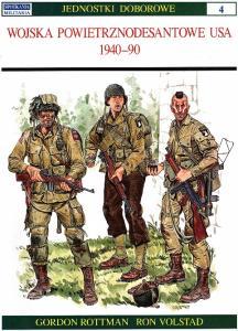 4 - Wojska powietrznodesantowe USA 1940 - 1990