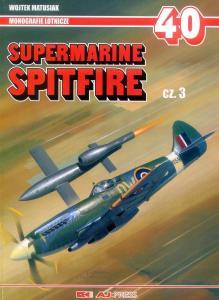 40 -- Supermarine Spitfire cz.3