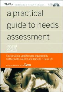 a practical guide to needs assessments