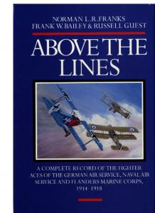 Above the Lines