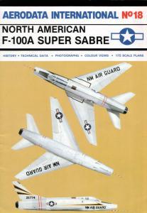 Aerodata International 18 North American F-100 Supersabre