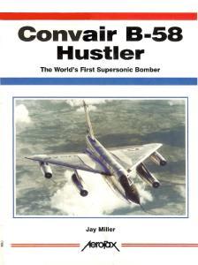 Aerofax - Convair B-58 Hustler