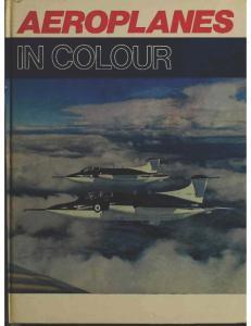 Aeroplanes in Colour