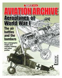 Aeroplanes of World War I
