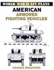 AFV Plans - American Armored Fighting Vehicles