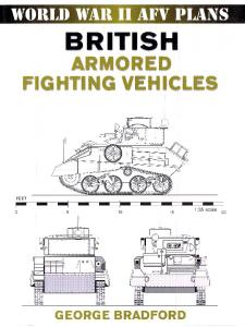 AFV Plans - British Armored Fighting Vehicles