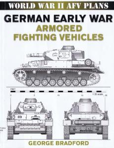 AFV Plans - German Early War Armored Fighting Vehicles
