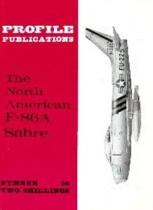 Aircraft Profile 020 - North American F-86A Sabre