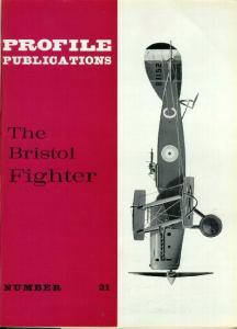 Aircraft Profile 021 - Bristol Fighter