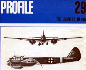 Aircraft Profile 029 - Junkers JU88.A (repr.)