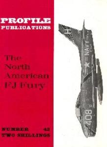 Aircraft Profile 042 - North American FJ Fury