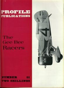 Aircraft Profile 051 - Gee Bee Racers