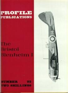 Aircraft Profile 093 - Bristol Blenheim I